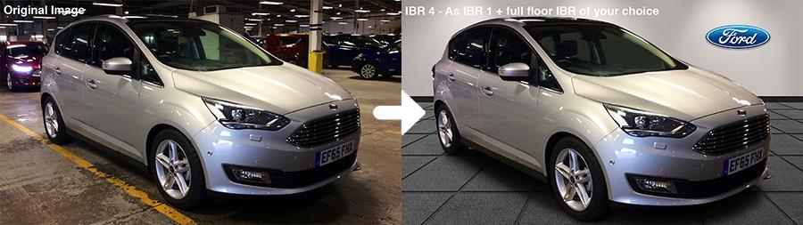 Cambio de imagen de fondo de los vehículos